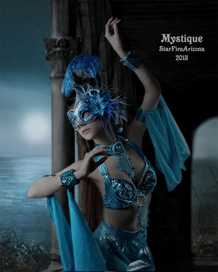 Mystique by StarfireArizona