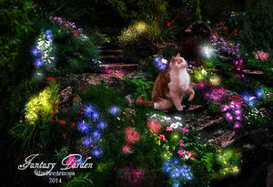 Fantasy Garden by StarfireArizona