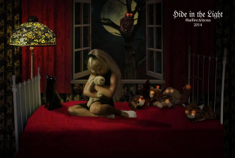 Hide in the Light by StarfireArizona