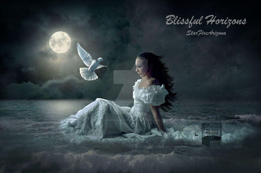 Blissful Horizons by StarfireArizona