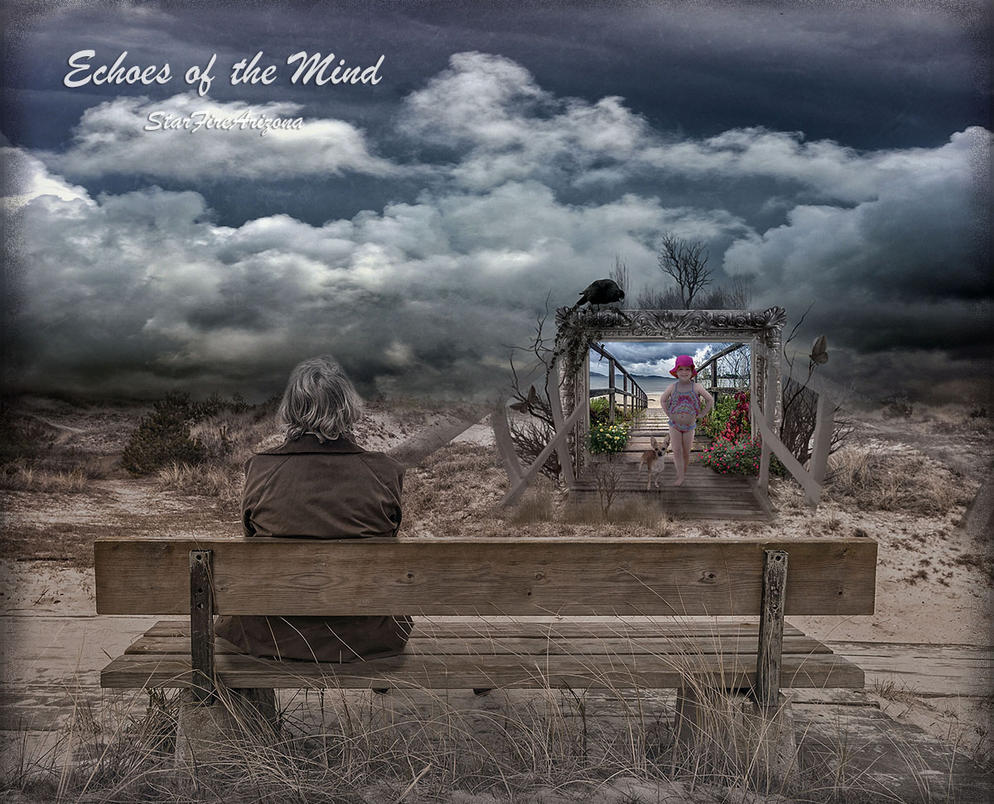 Echoes of the Mind by StarfireArizona