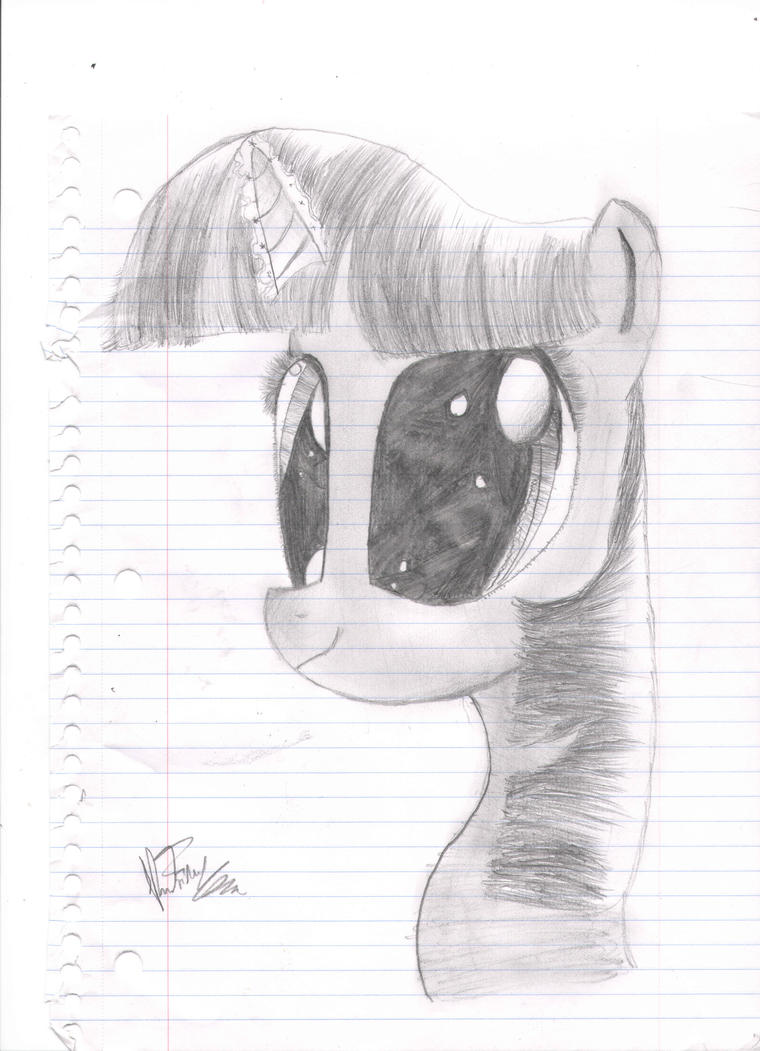 Sketchy Sparkle by PnFink