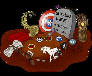 Stan Lee, Hero