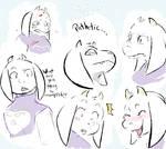 Toriel Doodles