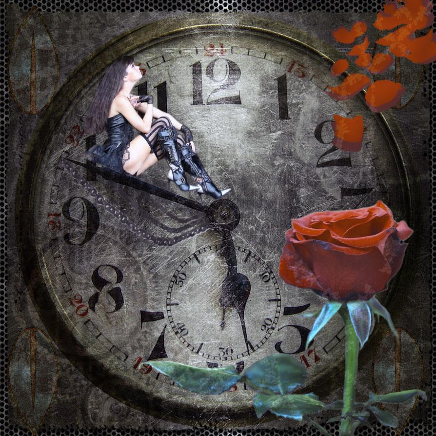 Love Like Clockwork by kryzteenah