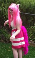 Me as Pinkie Pie