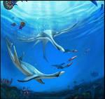 Plesiosaur Reconstruction