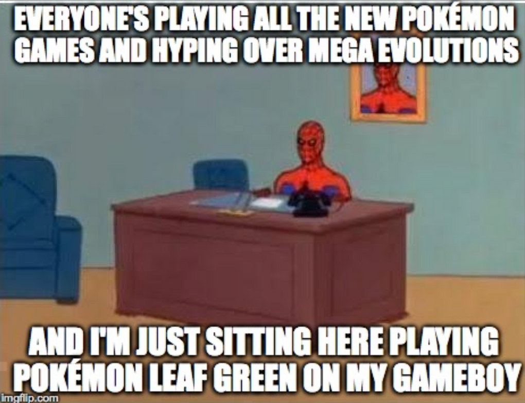 Funny Meme Games For Facebook : Old pokemon games by dovahthedragonborn on deviantart