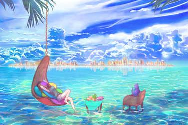 Summer Memory by CaringWong