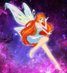 Winx Club [FanArt] - Bloom enchantix (season 3)