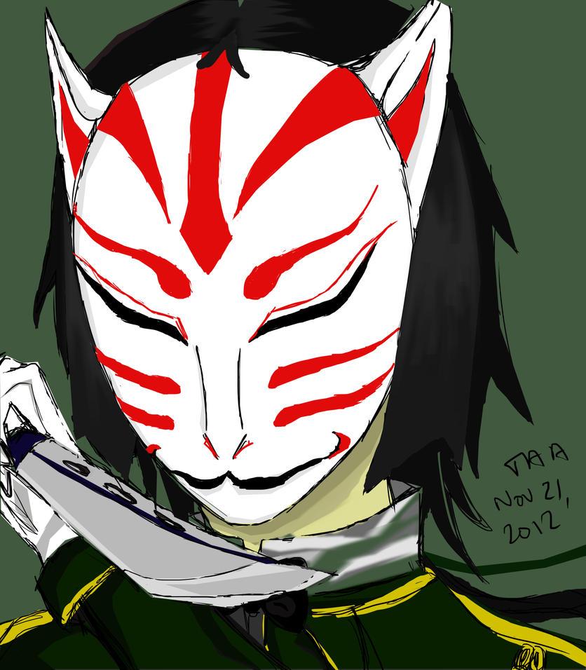 Kitsune Mask By Theabstruseanon On DeviantArt