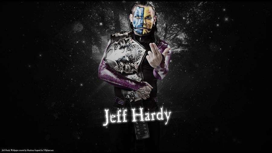 Jeff Hardy TNA World Heavyweight Champion by ArkadyevGFX on DeviantArt