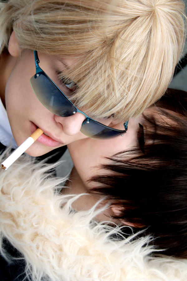 Drrr: Shizuo and Izaya by AgitoAkitoWanijima