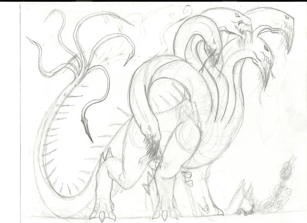 Hydra by draco2393