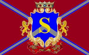 Flag Of The Kingdom Of Shenovia