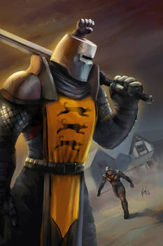 Gregor Clegane. A Song of Ice and Fire