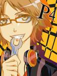 P4: Hanamura Yosuke