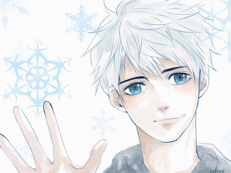 Jack Frost by NatsuPi