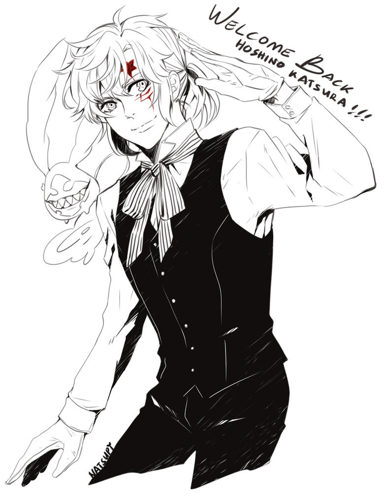 DGM: Allen by NatsuPi