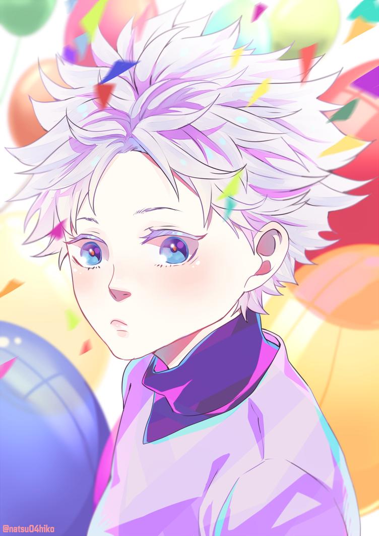 HxH: Killua's Birthday by NatsuPi