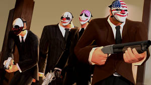 IT'S OUR PAYDAY, BOYS by Legoformer1000