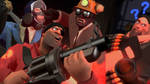 AN ORDINARY DAY IN TF2