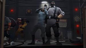 [SFM] Factory (New) Heist