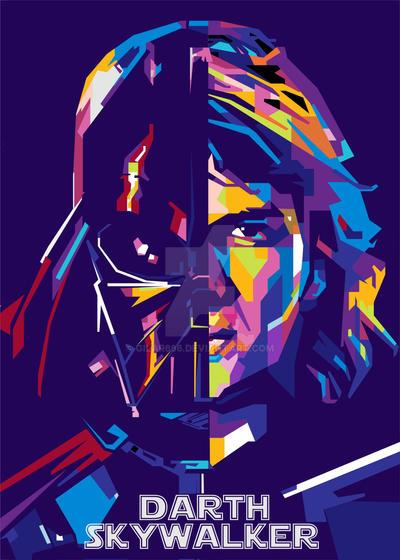Darth Vader Skywalker by gilar666