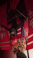 Ninja girl by Alexi-C