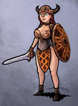 Lady Viking Design