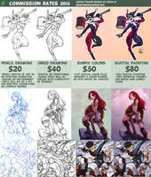 Commissions Information 2015 by Alexi-C