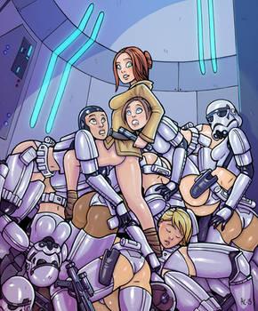 Stormtroopers Girls