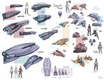 Imperial Ship Concepts