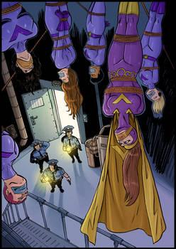 Purple Vixen Captured!