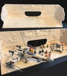 Hoth Lego Moc by Alexi-C