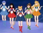 The Sailor Girls