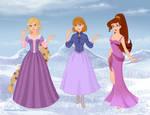 Purple Princesses