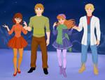 Scooby Doo Request