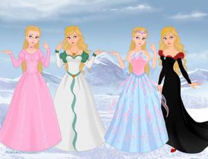 Barbie vs Non-Disney Odette