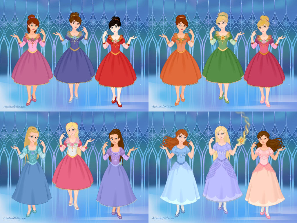 12 dancing princesses by m mannering on deviantart - Barbie and the 12 princesses ...