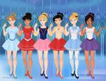 Disney Ballerinas - Young Heroines