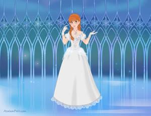 Anna's Wedding Dress