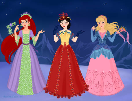 Disney Masquerade