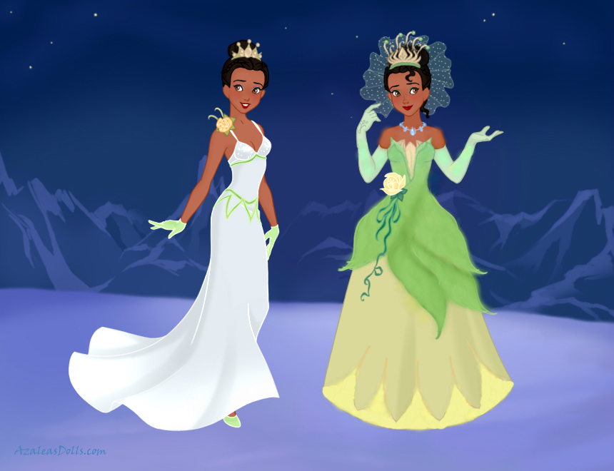 Princess Tiana by M-Mannering on DeviantArt