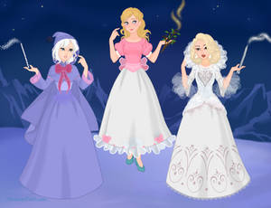 Battle of the Fairy Godmothers