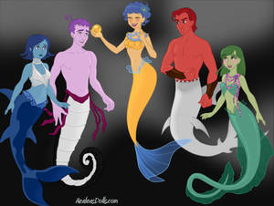 Inside Out Mer-Style