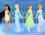 Disney Zodiacs- Air