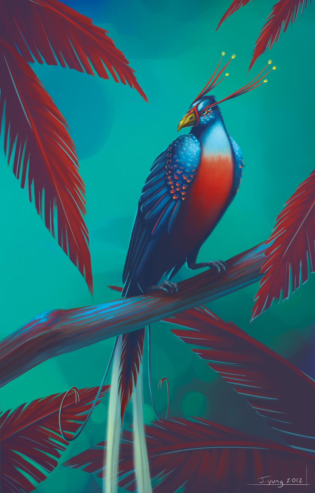 Rsultats de recherche dimages pour bird of paradise fantasy