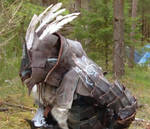 Larp goblin or orc shaman