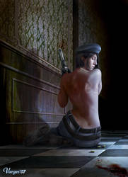 Jill Valentine by Varges